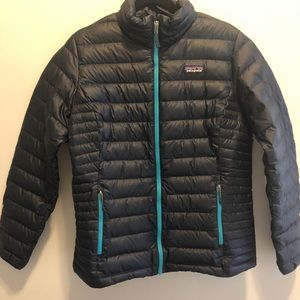 Patagonia Down Sweater Jacker